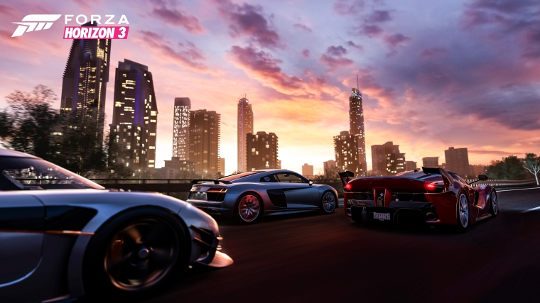 Warning! Forza Horizon 3 cars can cause serious drooling