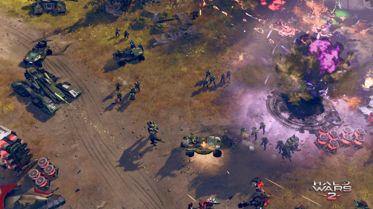 Halo Wars 2 definitely looks the part.