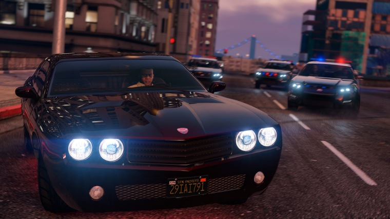 GTA V is a vast game. Too vast, in fact, for me.