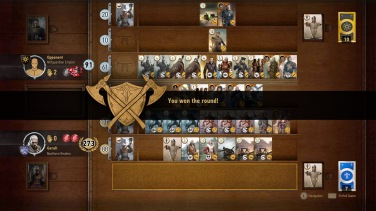 Gwent from The Witcher 3