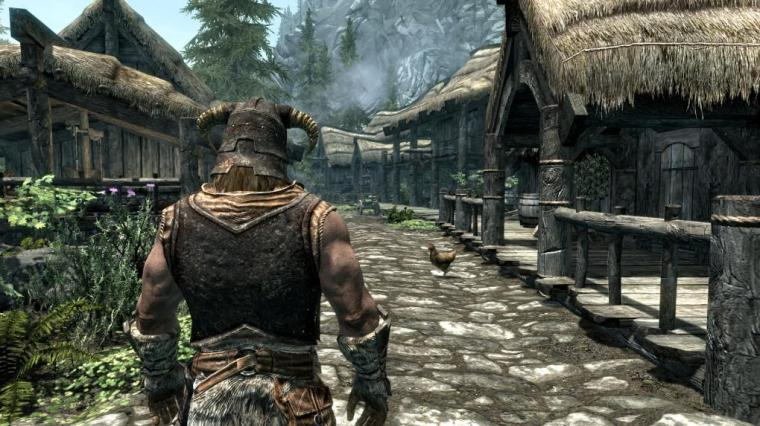 Dominating Skyrim - one quest at a time.